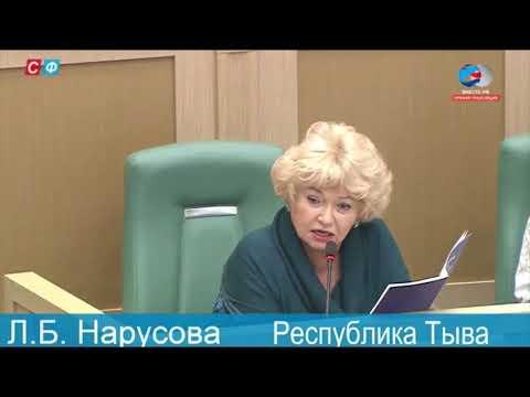 Людмила Нарусова обнаружила у Владимира Мединского проблемы с нравственностью