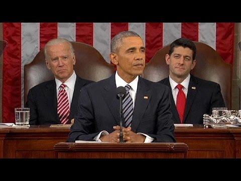 ΗΠΑ: Απολογιστικό το τελευταίο διάγγελμα Ομπάμα για την «κατάσταση του Έθνους»