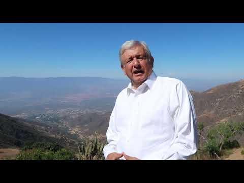 Pide AMLO no revivir afanes monárquicos en Puebla y Veracruz