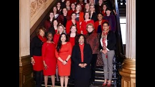 Rep. Lasinski Passes International Women's Day Resolution