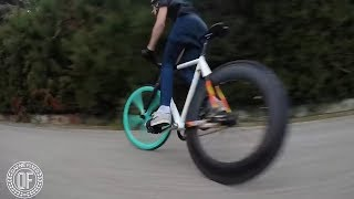 The Best Skid In The World - FixedGear - Incredibile Compilation Dafnefixed