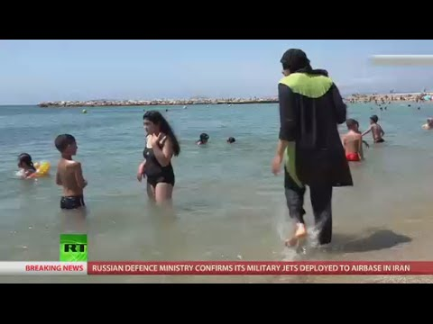 Burkini Ban: Third town in France prohibits Islamic swimsuit after beach brawl on Corsica