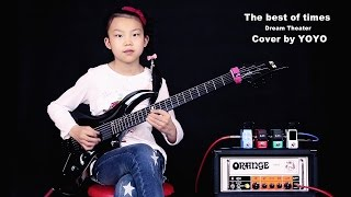 Dream Theater - The Best of Times - Cover by YOYO - A 10 year old girl