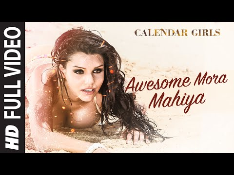 Awesome Mora Mahiya Calendar Girls  Khushboo Grewal