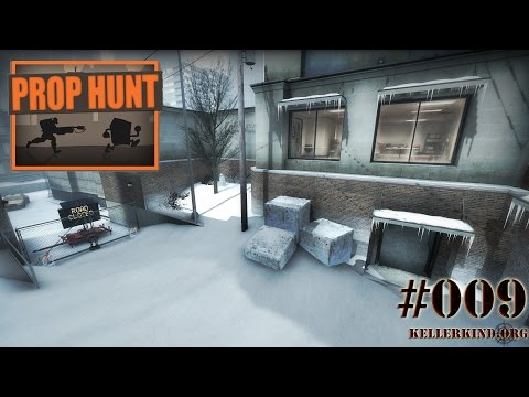 Prop Hunt #9 – Büroarbeit im cs_office ★ Let's Play Garry's Mod: Prop Hunt [HD|60FPS]
