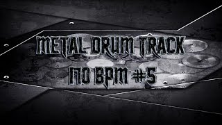 Easy Heavy Metal Drum Track 170 BPM (HQ,HD) | Preset 2.0