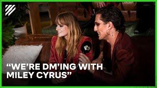 Måneskin over Miley Cyrus, fans en concerten in Nederland   NPO 3FM