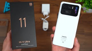 Xiaomi Mi 11 Ultra Unboxing!