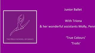 Junior Ballet with Triona