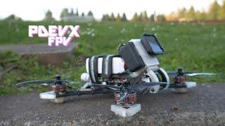 Drib Drab / Xhover Skyeliner + Hypetrain Le Drib / Freestyle FPV