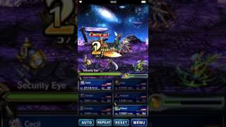 FFBE] Final Fantasy Brave Exvius - Shadow of The Empire ELT
