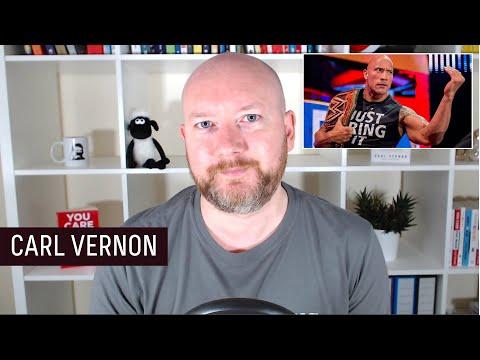 """The Rock"" Dwayne Johnson Tests Positive! | Carl Vernon"
