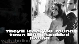 Joaquin Phoenix & Reese Whiterspoon -Jackson with Lyrics