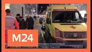 Питерская бригада скорой помощи вернулась с пациентом из Стокгольма в Россию