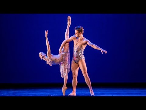 Within The Golden Hour – Christopher Wheeldon (Sarah Lamb, Alexander Campbell; The Royal Ballet)