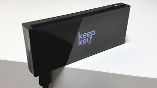 KeepKey - Inital Setup & First Bitcoin Wallet Transactions