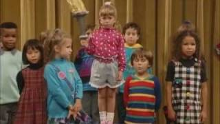 Full House - Cute / Funny Michelle Clips From Season 6 (Part 1)