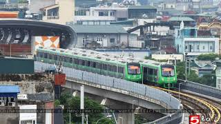 Chinese contractor of Hanoi metro line wants official launch in April