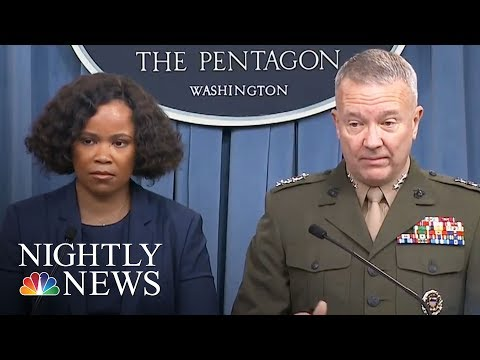 Formal Investigation Launched In Deadly Niger Ambush Attack | NBC Nightly News