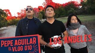 Pepe Aguilar - EL VLOG 010 - Pepe Drone