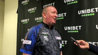 "Glen Durrant looks ahead to Wright clash in Newcastle: ""I'm unbeatable in the North East"""