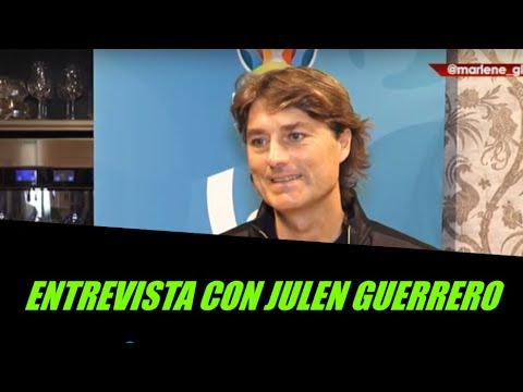 JULEN GUERRERO, embajador de la RFEF en la EUROCOPA 2020 (Cómo ser voluntario en la Eurocopa)