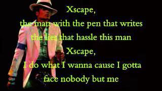 Michael Jackson Xscape Song Lyrics Xscape Version (7 48 MB
