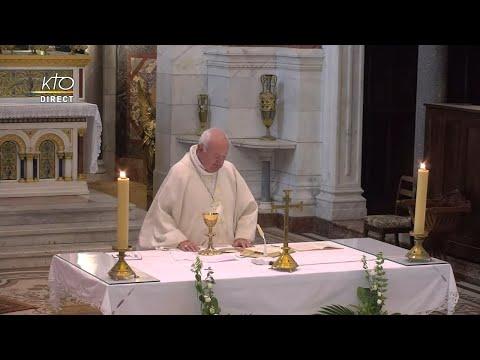 Messe du 2 août 2021 à Notre-Dame de la Garde
