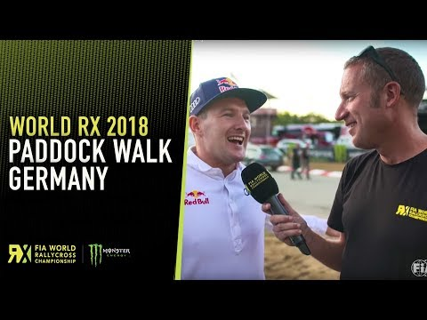 Friday Paddock Walk | 2018 World Rallycross of Germany
