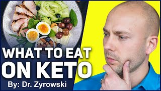 Keto Cooking: Keto Food List | What You Must Know!