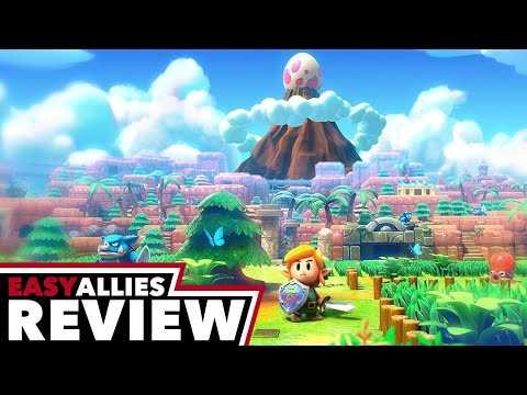 The Legend of Zelda: Link's Awakening (2019) - Easy Allies Review - YouTube video thumbnail