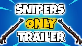 Fortnite Wild West Sniper Shooutout Trailer #Fnimpossibilities