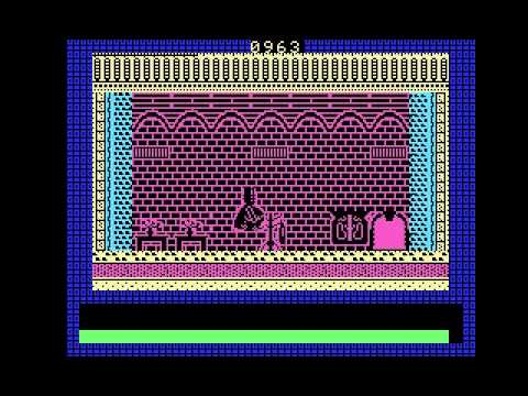 Dr. Jackle and Mr. Wide (1987, MSX, Mastertronic)