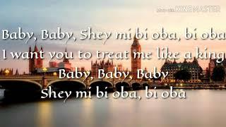 "Fireboy DML  ""King"" (Lyrics)"