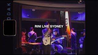 RINI LIVE (GOLDEN AGE CINEMA)