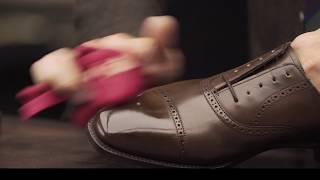 How to Shine Shoes with Yuya Hasegawa of Brift H