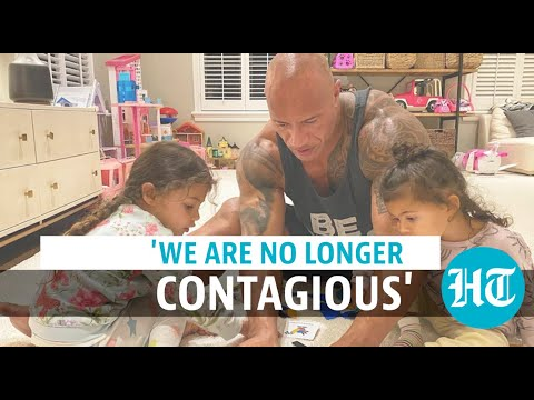 Dwayne Johnson shares his Covid-19 experience, calls it 'most challenging thing'