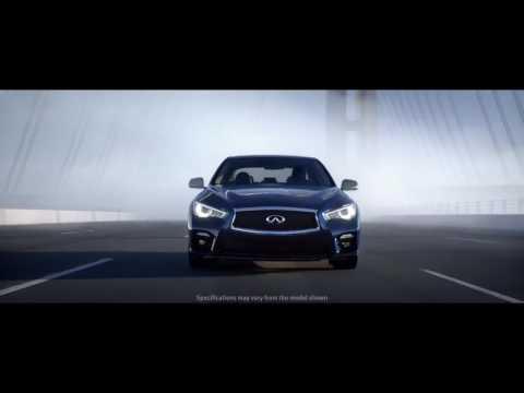 Infiniti  Q50 Седан класса D - рекламное видео 4