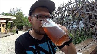 Отведал пива в горной пивоварне Медовеевка. Досуг и развлечения в Сочи.