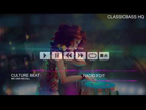 Culture Beat - Mr. Vain Recall (radio edit) HQ