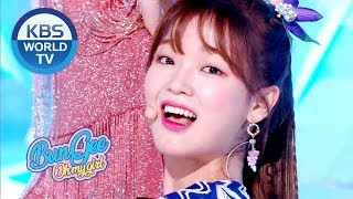 OH MY GIRL (오마이걸) - BUNGEE (Fall in Love) [Music Bank / 2019.08.09]