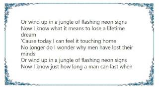 Dallas Frazier - Touching Home Lyrics