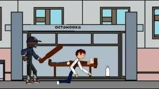 Мультфильм: красный 1 сезон 1 серия (рисуем мультфильмы 2)