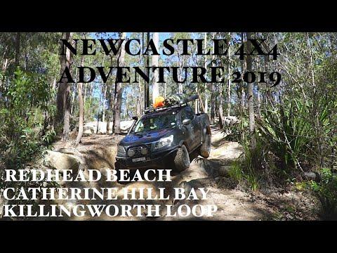 Newcastle 4x4 & Camping Adventure 2019