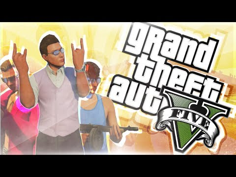 GTA 5 Funny Skits And Funnies! - (Melanie Iglesias Invites Me To The Mansion!)