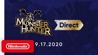Monster Hunter Direct - 9.17.2020