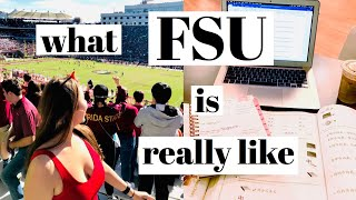 What Fsu Is Really Like: College Day In The Life