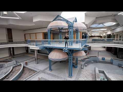 OUR VERY OWN ABANDONED SHOPPING MALL