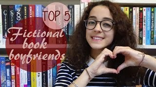 TOP 5 | Fictionnal Book Boyfriends