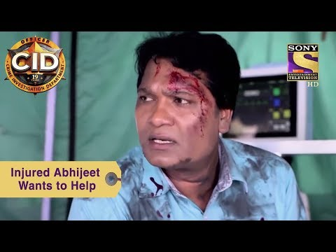 Best of CID - Abhijeet in Danger - SET India - Video - TimeOnMyNails com